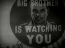 Big brother 1984 1954